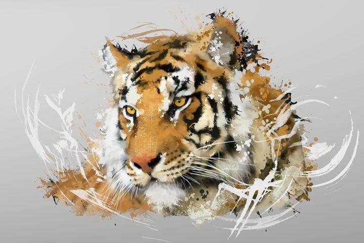 Distant Tiger - Refined Horizon