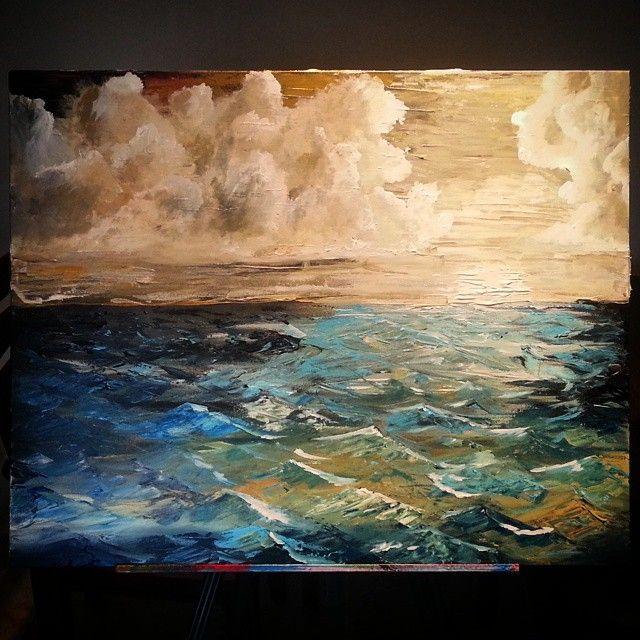 Ocean In Turmoil - Nick Jones