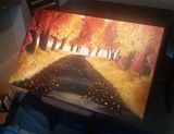 48x30in Acrylic