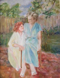 Mama and Her Mama