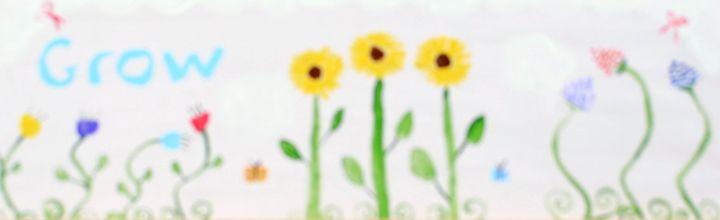 Grow Sign - Emily's Art