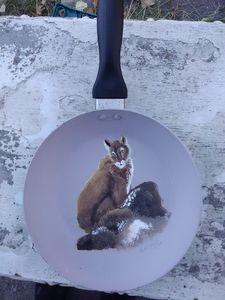 Cougar on Pan