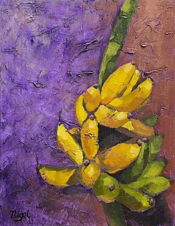 Caribbean Figs - Nigel Williams