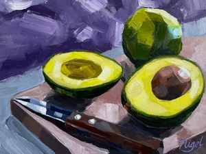 Avocado Study #3