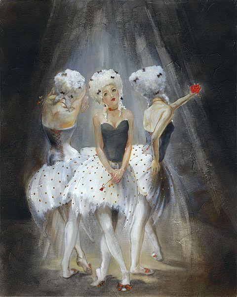 "Lena Sotskova ""Old Play"" - Diana Nilsen"