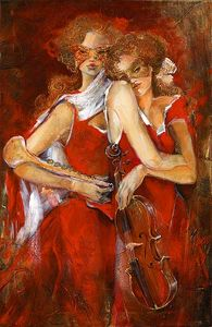 """Lena Sotskova """"Sisters"""""""