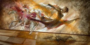 "Lena Sotskova ""Force of nature"""