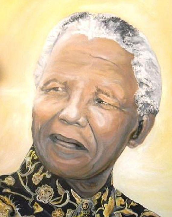 Nelson Mandela - Grant Netherlands