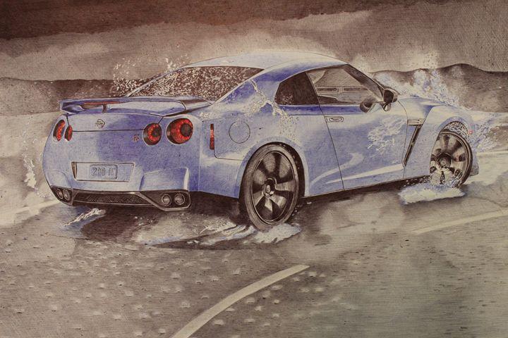 Nissan GT-R - Oleg Kozelsky