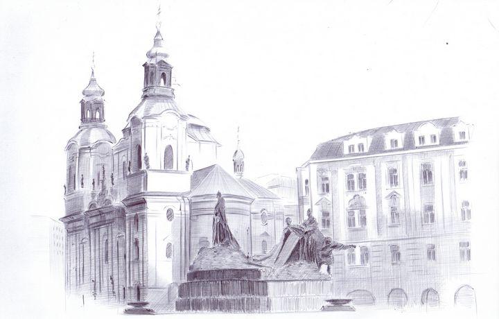 Church of St. Nicholas - Oleg Kozelsky