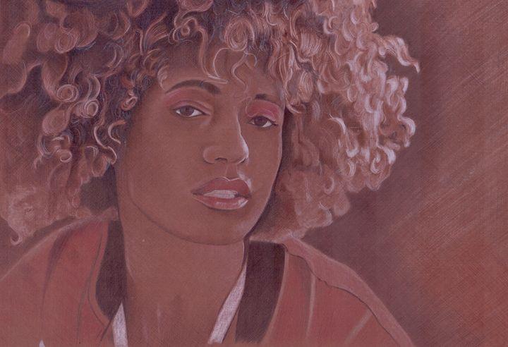 Portrait of a Starley - Oleg Kozelsky