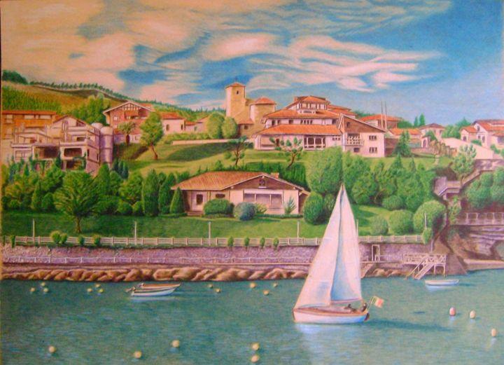 Coast of Italy - Oleg Kozelsky