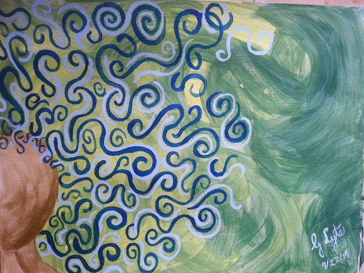 medusa is mine -  Godlynlyte