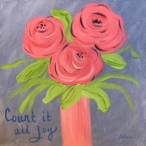 Count it all Joy - Paint the Sky
