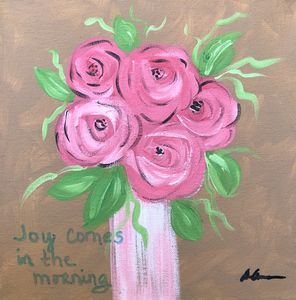 Joy comes in the Morning - Paint the Sky