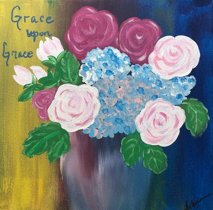 Grace upon Grace - Paint the Sky