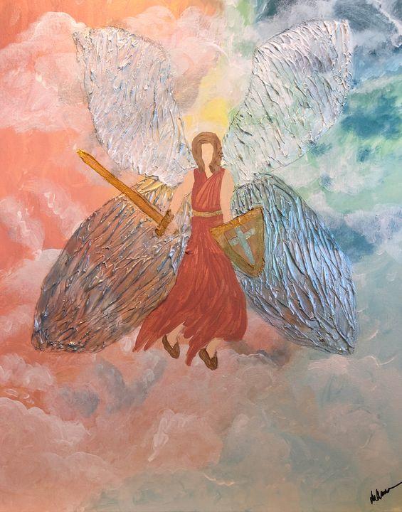 Archangel - Paint the Sky
