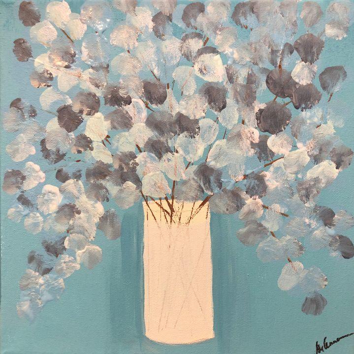 Blue Eucalyptus - Paint the Sky