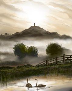 Good morning Glastonbury