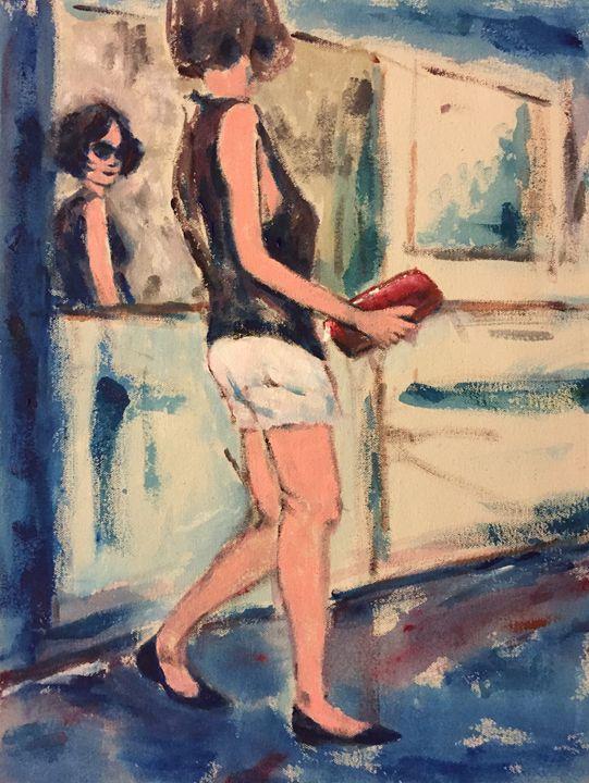 Street Show - Xinwen's Work