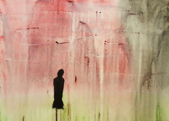 Dark Skies - Synobia's Abstract