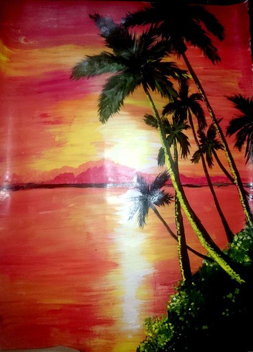 Acrylic - Remya