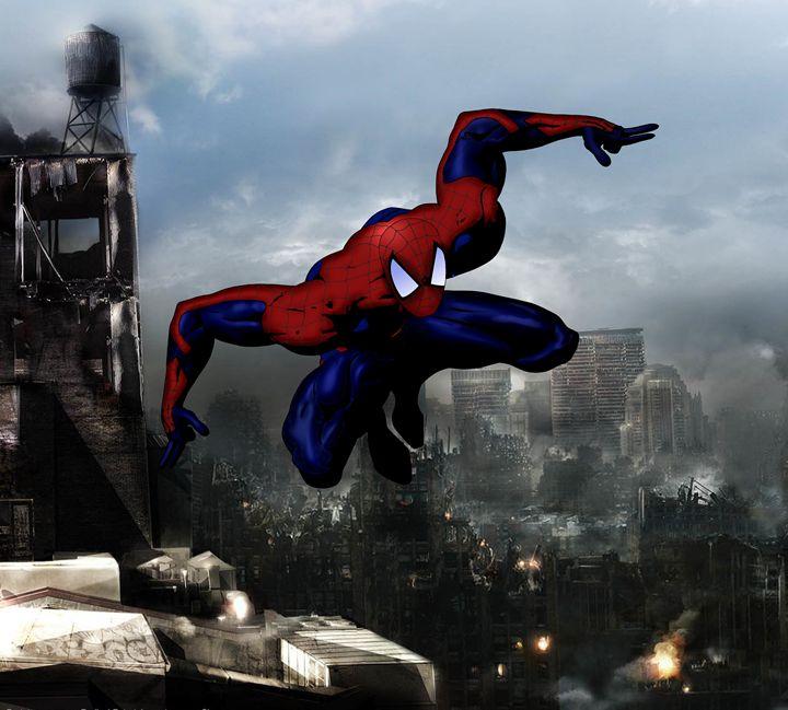 Arachnid Jump - Dan Snelgrove