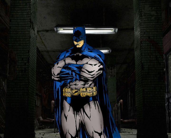 The Dark Knight - Dan Snelgrove