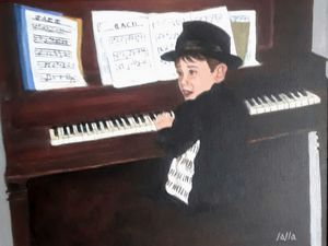 Jazzy Child Prodigy
