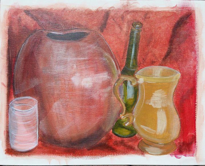 Glass and Metal - Schizo-Art
