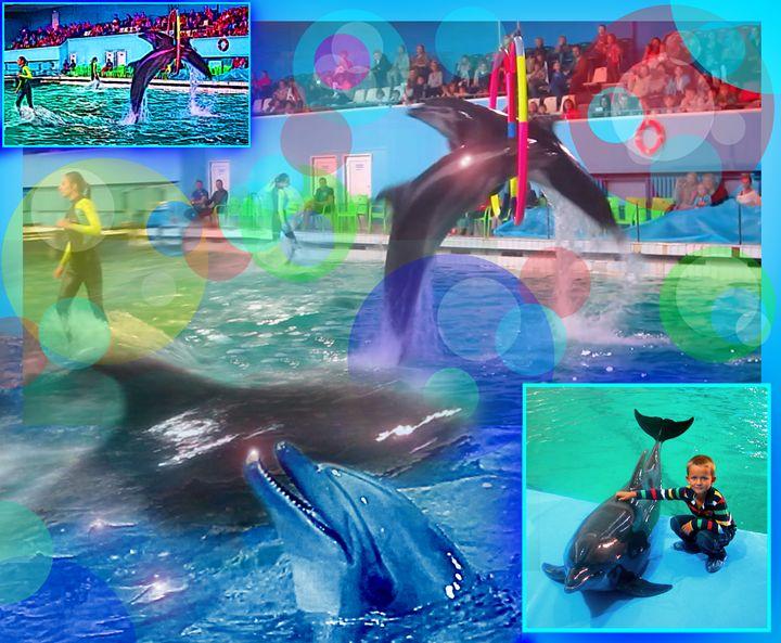 Dolphins - Yury Yanin