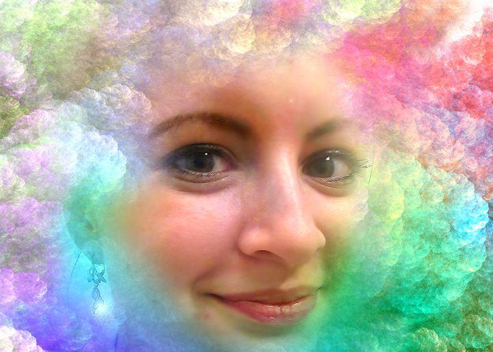 Rainbow spirit - Yury Yanin