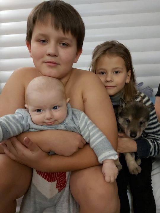 Children - Yury Yanin