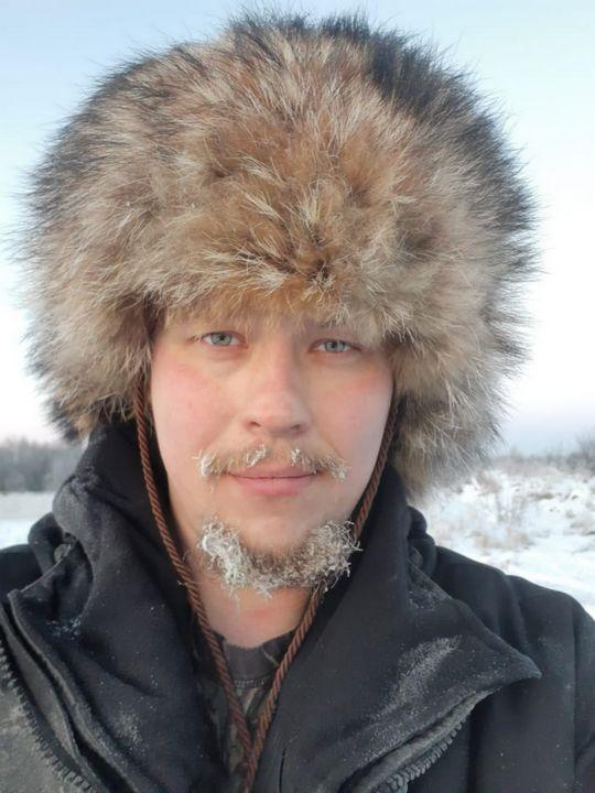 Russian winter - Yury Yanin