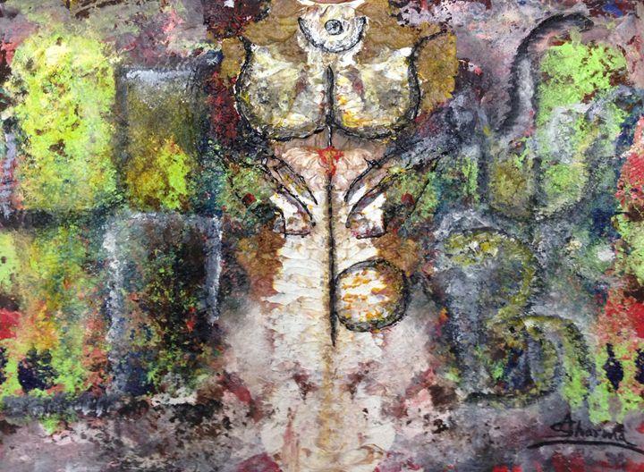 शिव शक्ति (Shiv Shakti ) - BodhShikhar Arts