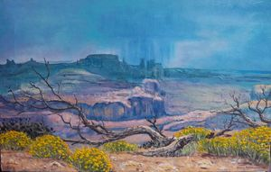 MONUMENT VALLEY SPRING S L Herrmann