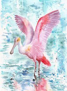 Pink wings 2