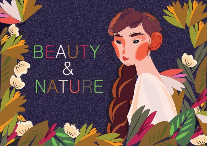 BEAUTY & NATURE - NAZ Graphics