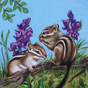 Chipmunk Chatter