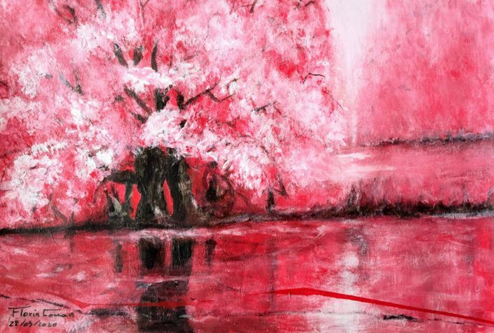 Cherry blossom tree - Florin Coman