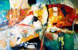 Original painting by Florin Coman