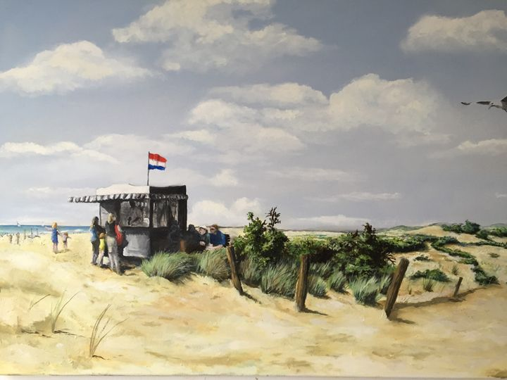Holland - Dutch paintings