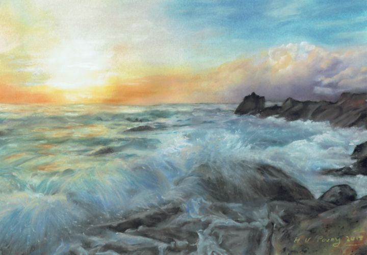 Sunrise Seaview - Helen