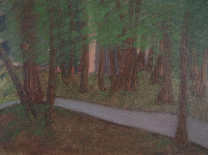 Unfinished Landscape - ArtByKhym