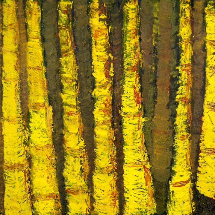 Happy Bamboo - ArtByKhym
