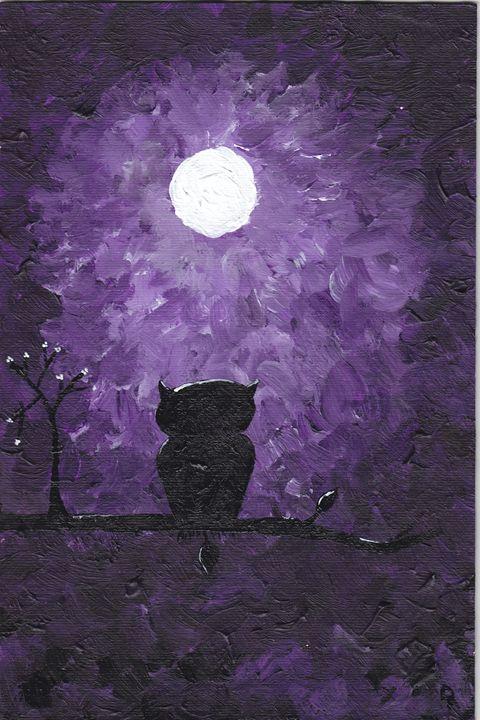 Night Owl - DeetsLongArt