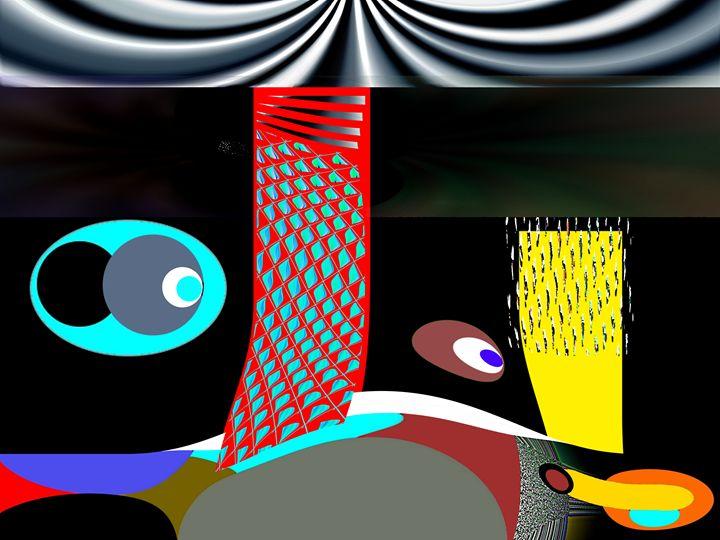 NOCTAMBULO - Gilbert Joseph Alexander Fine Arts