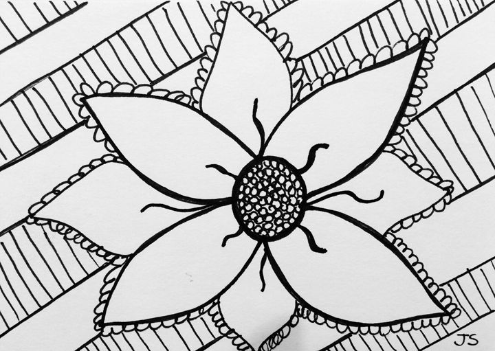 Flower - Julie Slowinski