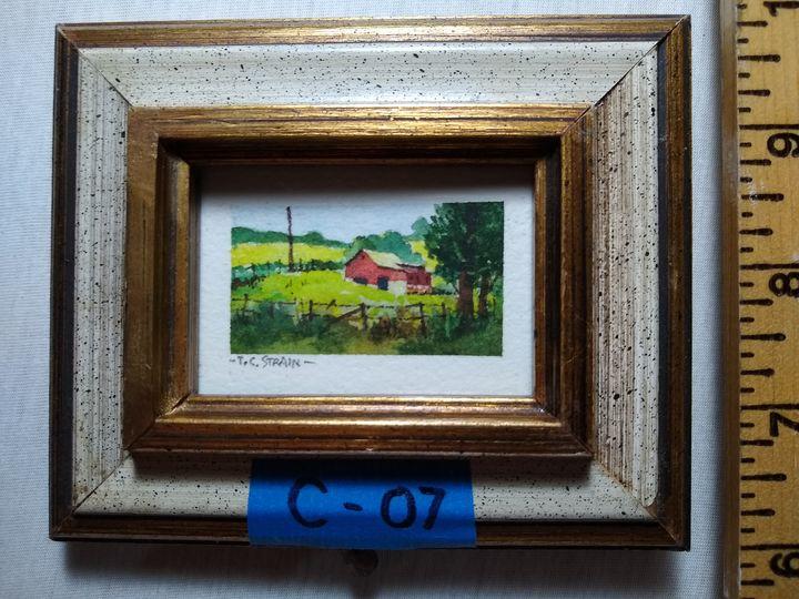 Farm Land 3 - Tim Strain