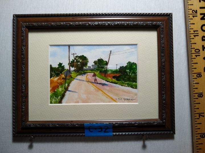 Crossing the Road - Tim Strain